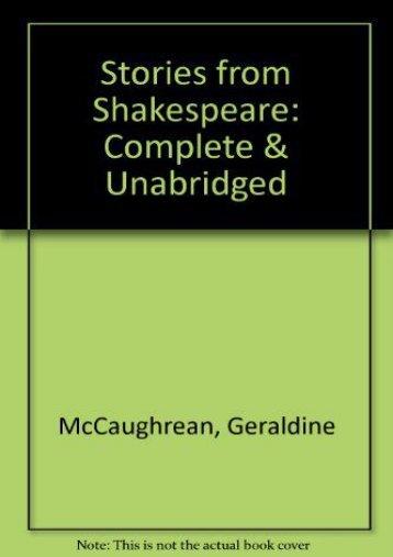 Stories from Shakespeare (Geraldine McCaughrean)