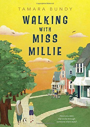 Walking with Miss Millie (Tamara Bundy)