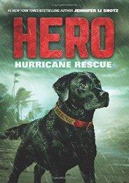 Hero: Hurricane Rescue (Jennifer Li Shotz)