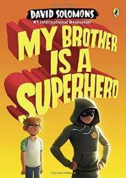 My Brother Is a Superhero (David Solomons)