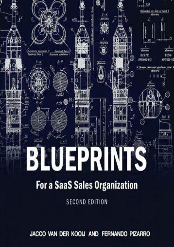 Blueprints for a SaaS Sales Organization (Fernando Pizarro)