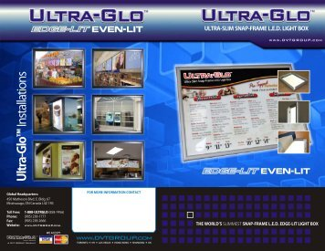 Ultra-Glo - Ask Design Solutions