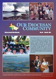 Thank You Jill - Catholic Diocese of Ballarat - Australian Catholic ...