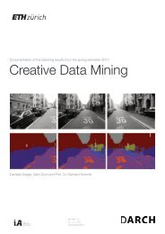 Creative Data Mining : Documentation of the teaching results from the Spring Semester 2017