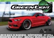 GreenLight Magazine #5 - 2017
