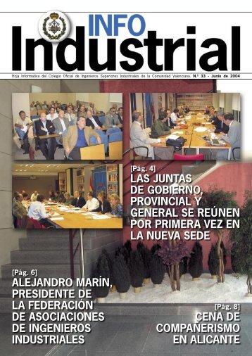 Descargar - Colegio Oficial de Ingenieros Industriales de la ...
