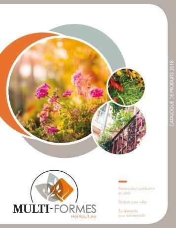 Multi-Forme-Catalogue-2018-Horticole-FRANCAIS