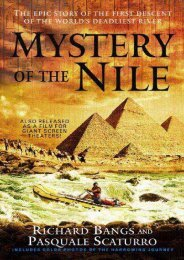 Mystery of the Nile: The Epic Story of the First Descent of the World s Deadliest River