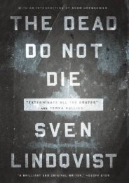 The Dead Do Not Die: