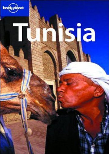 Lonely Planet Tunisia (Country Guide)