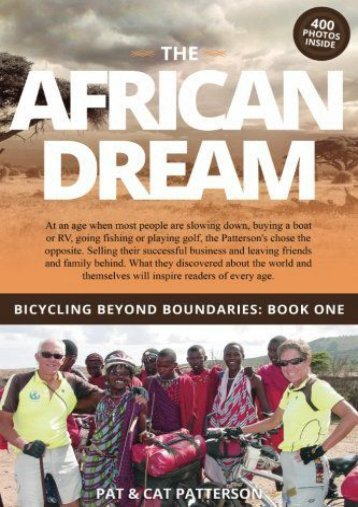 The African Dream (Bicycling Beyond Boundaries) (Volume 1)