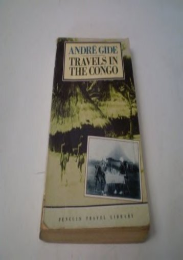 Travels in the Congo (Travel Library)