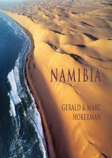 Namibia (Gerald   Marc Hoberman Collection (Hardcover))