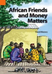African Friends and Money Matters: Observations from Africa (Publications in Ethnography, Vol. 37)