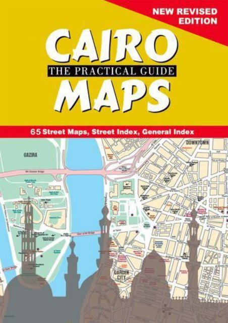 Cairo maps: the practical guide: amazon. In: lesley kitchen.