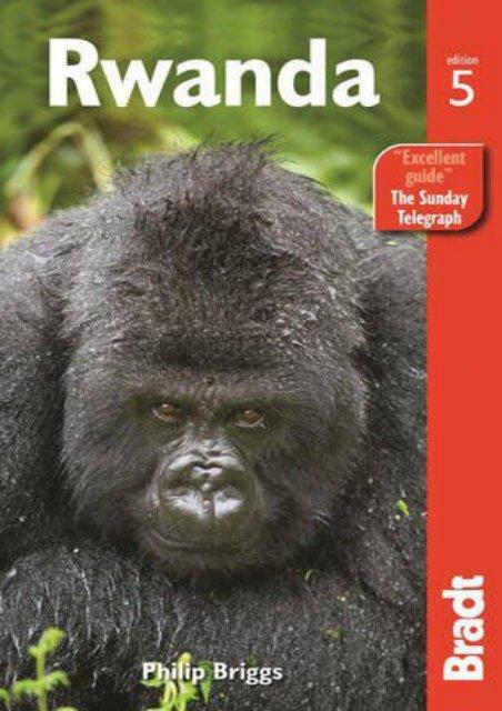 Rwanda, 5th (Bradt Travel Guide)