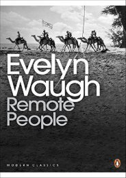 Modern Classics Remote People (Penguin Modern Classics)