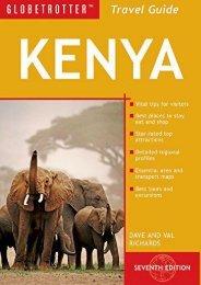 Kenya Travel Pack, 7th (Globetrotter Travel Packs)