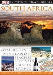South Africa (DK Eyewitness Travel Guide)