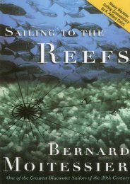 Sailing to the Reefs