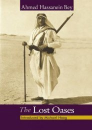 The Lost Oases