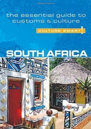 South Africa - Culture Smart!: The Essential Guide to Customs   Culture