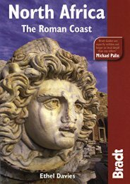 North Africa: The Roman Coast (Bradt Travel Guide North Africa: The Roman Coast)