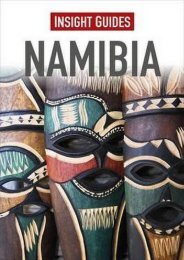 Insight Guides: Namibia