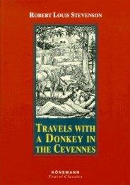 Travels with a Donkey (Konemann Classics)