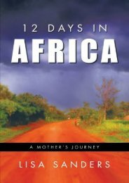 12 Days in Africa: A Mother s Journey