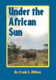 Under the African Sun: Forty-Eight Years of Hunting the African Continent
