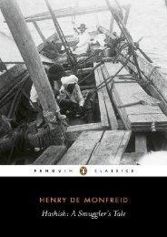 Hashish: A Smuggler s Tale (Penguin Classics)