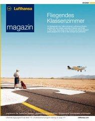 Man kann! - Lufthansa Media Lounge: Home