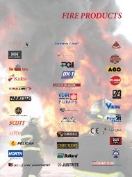 FIRE PRODUCTS - Guillevin International Co. Industrial Safety ...