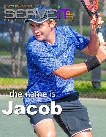 Serveitup Tennis Magazine #19