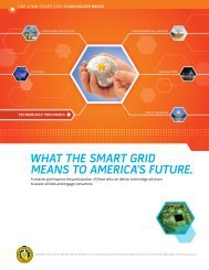 the smart grid: operational benefits.