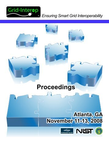Proceedings - GridWise® Architecture Council