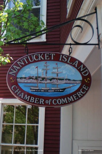 176-193 Services.indd - Nantucket Island Chamber of Commerce