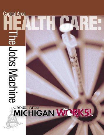 MW HEALTH CARE.indd - Capital Area Michigan Works!
