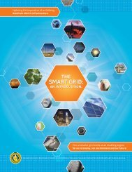 the SMART GRID - Strategen Consulting