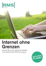 Internet ohne Grenzen - RMS-systems Datenverarbeitungs GmbH