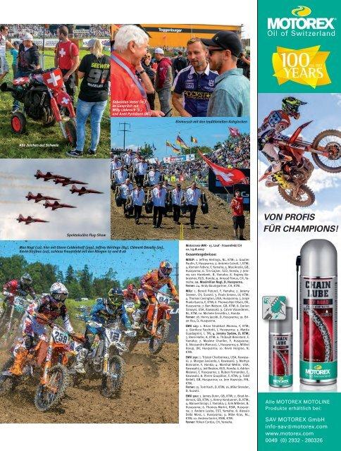 Motocross Enduro Ausgabe 09/2017