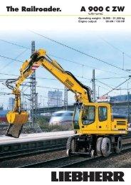 A 900 C ZW The Railroader.