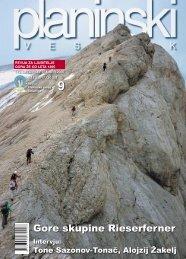 9 - Planinski Vestnik