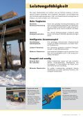Teleskoplader TL 435-10 - TL 442-13 - visionrent - Seite 5