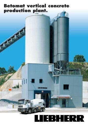 Concrete Production Plant : Portable concrete plant ccs elvira smidesproffsen