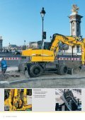A 314 A 316 Excavadoras sobre ruedas - Page 4