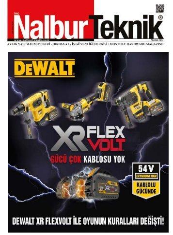 Nalbur Teknik Dergisi Ağustos 2017 Sayısı