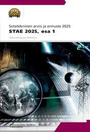 Sotatekninen arvio ja ennuste 2025 STAE 2025 ... - Panssariprikaati