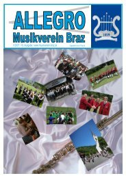 Allegro - November 2007.pdf - Musikverein Braz